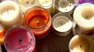 How to Make a Candle Burn More Slowly
