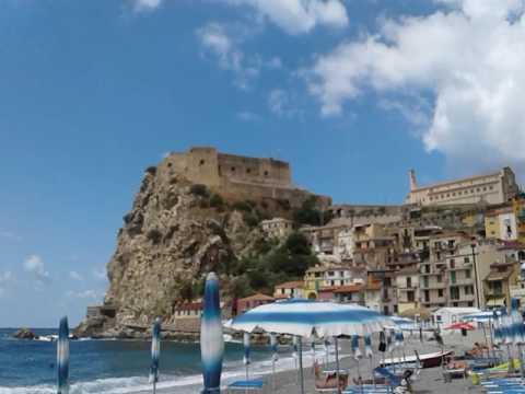 Scilla; Calabria, ITALIA