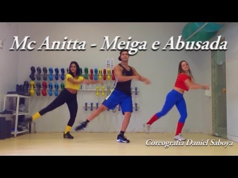 Mc Anitta - Meiga e Abusada Coreografia Daniel Saboya TRAVEL_VIDEO