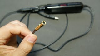 видео Эндоскоп технический, гибкий с USB подключением