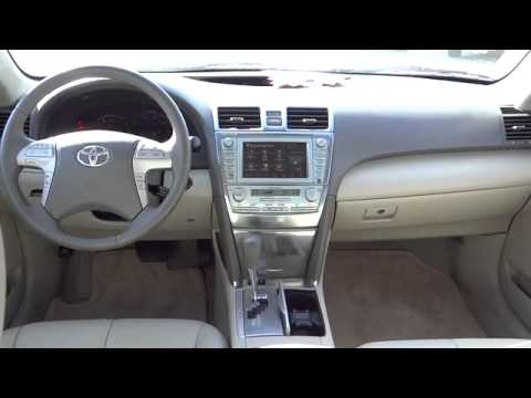 High Quality 2007 Toyota Camry Hybrid Conroe, The Woodlands, Spring, Tomball, Houston  Conroe TX X31967A