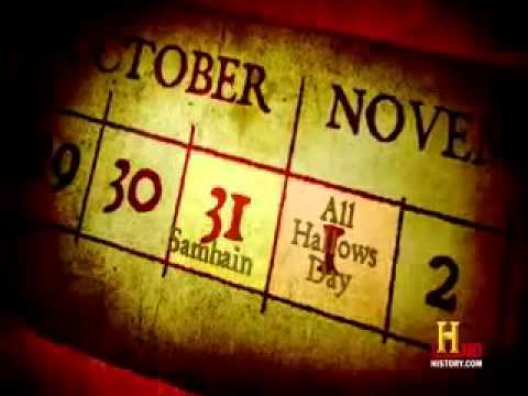 History Channel The Real Story of Halloween Part 1 of 3 - YouTube