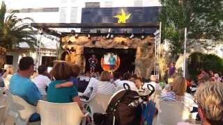Kids Disco with Lolly and Pop, Iberostar Ciudad Blanca, Majorca