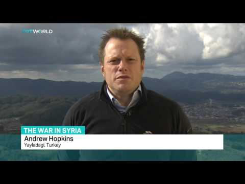 TRT World - War in Syria: Ceasefire agreed for Homs district