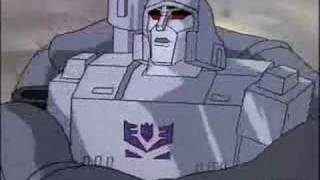 Megatron Says Starscream is The New Leader