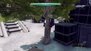 Halo 5 Guardianes - El arbol y el montacargas - Prop Hunt