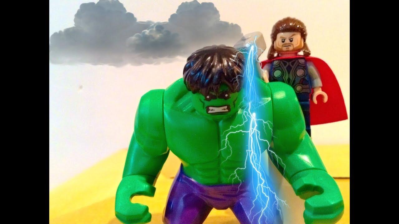 lego avengers hulk vs thor - photo #39