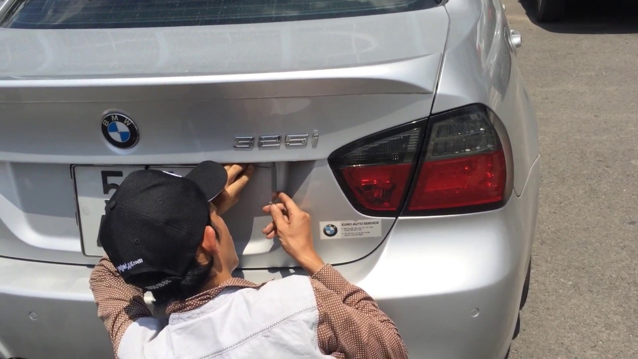 Unlock car BMW 325i