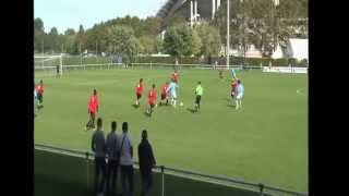 Koray UZUN Clermont foot - Le puy 21/09/13