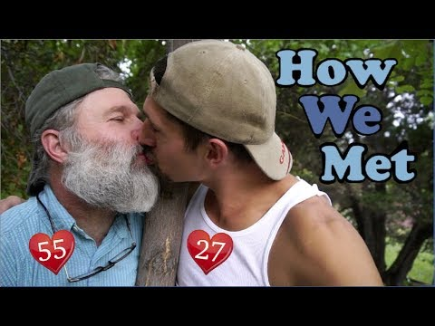STORY TIME: HOW WE MET! He's Older Than My Parents! (28 YEAR AGE GAP)