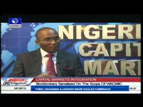 Stockbrokers Discuss Concept Of Integrated Capital Market For West Africans