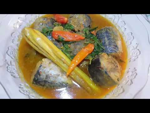 Resep ikan tongkol kuah kuning asem pedes seger