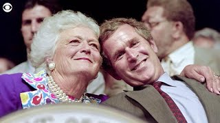 Professor sparks outcry after calling former first lady Barbara Bush racist