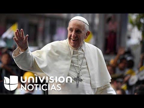 El papa en Chile: Protestas, millones de dólares para su seguridad y un 44% que se declara católico