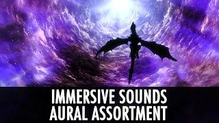 Skyrim Mod: Immersive Sounds - Aural Assortment