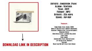 Anderson .Paak Ventura Album download Zip File