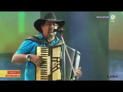 Marlon Maciel (Ciúme Bobo) na 28 Fiesta Nacional del Chamamé-Corrientes-(Argentina)