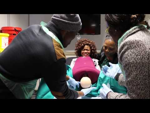 University of Johannesburg - Simulated Pre Natal Birth