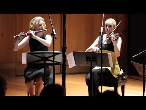 """Marin Marais - """"Suite in G minor"""" from Pieces en Trio 1692"""