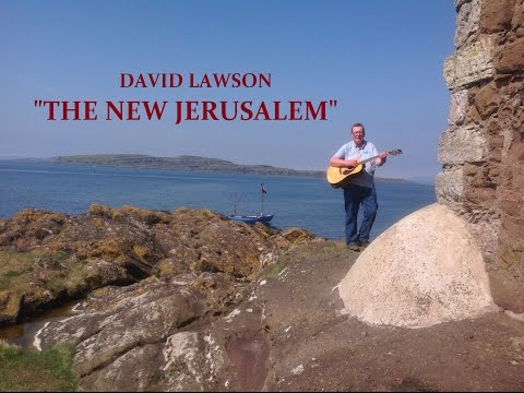 DAVID LAWSON - THE NEW JERUSALEM (Official Video)
