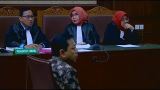 Download Video Majelis Hakim Menolak Eksepsi Setya Novanto MP3 3GP MP4