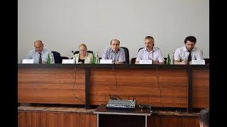 Семинар-совещание по вопросам формирования и развития гражданского общества в муниципалитетах Юждага