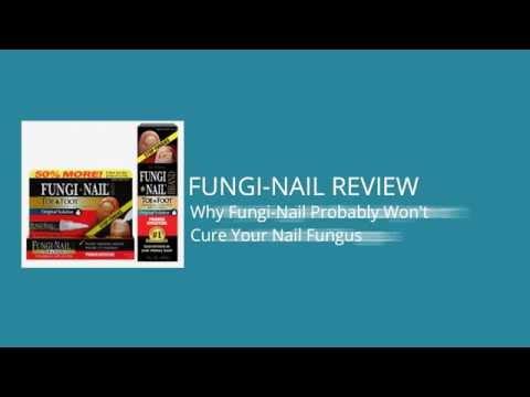 Fungi-Nail Reviews – Does it Work on Nail Fungus?