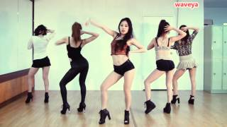 Waveya 웨이브야 Brown Eyed Girls(브라운아이드걸스) KILL BILL(킬빌) kpop cover dance