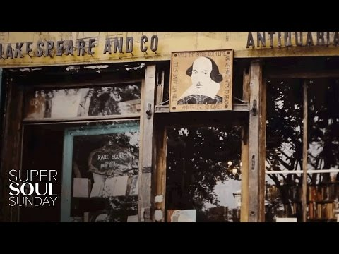 Super Soul Short: The Soul of Shakespeare and Company | SuperSoul Sunday | Oprah Winfrey Network