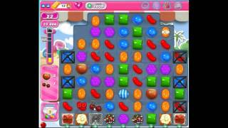 Candy Crush Saga Level 1639 No Boosters