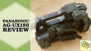 Best 4K Prosumer Camcorder 2018 | Panasonic AG-UX180