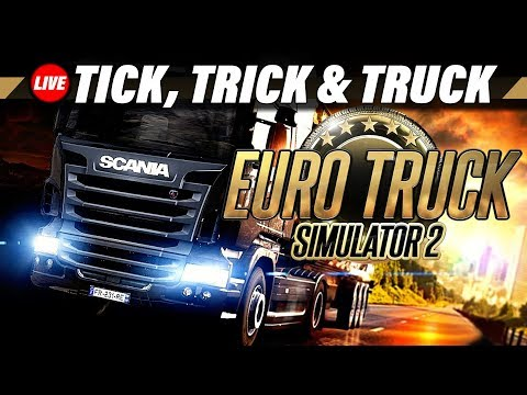 EURO TRUCK SIMULATOR 2 Livestream Deutsch #1 | ETS2 Online Multiplayer Gameplay German