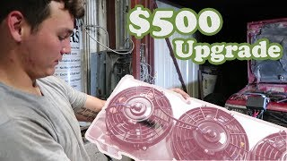Upgrading The $600 Jeep'S Cooling System