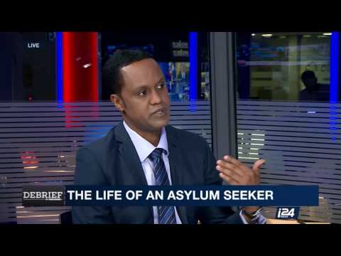 DEBRIEF | One man's harrowing journey from Eritrea to Israel