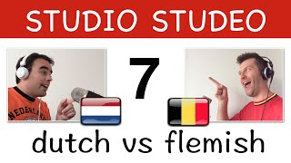 Differences Holland/Belgium in the Dutch language - lesson 7