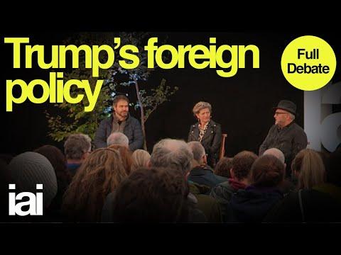 Trump's Foreign Policy | Full Debate | George Galloway, Mark Leonard