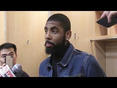 "Kyrie Irving Thinks the Moon Landing is BULLSH*T: ""I Have Questions"""