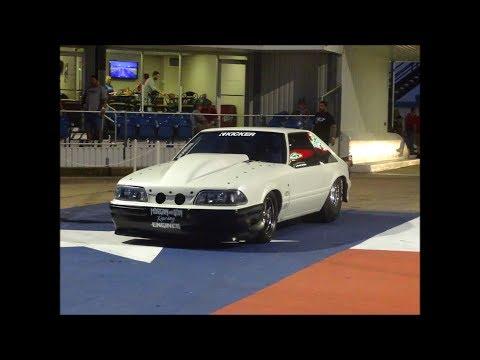 Death trap Chuck vs Rods hotrod shop Twin turbo Impala at Redemption 7.0