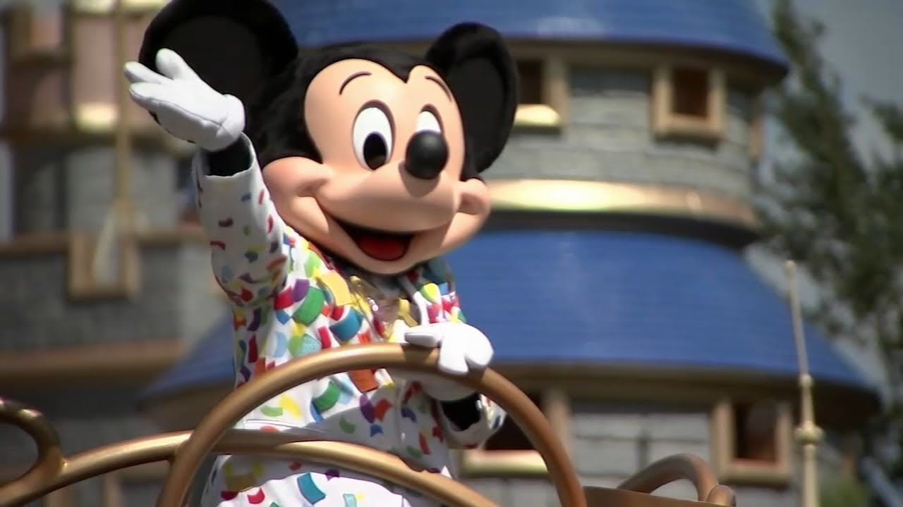 50 years ago, Disney World opened its doors and welcomed guests ...