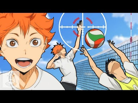 Realism in Haikyu: Why We Love Sports Anime | Get In The Robot