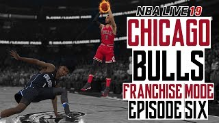 nba live 19 franchise mode episode one