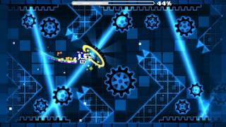 Geometry Dash: Blue Zone Preview 2