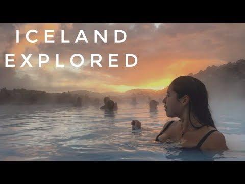 Iceland Explored - Solo Female Travel Vlog