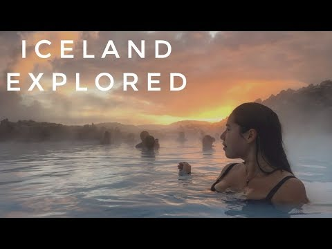 My first time in Iceland! - Iceland Explored Travel Vlog