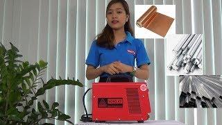 META.vn - Giới thiệu máy hàn điện tử Hồng Ký HK TIG 200E