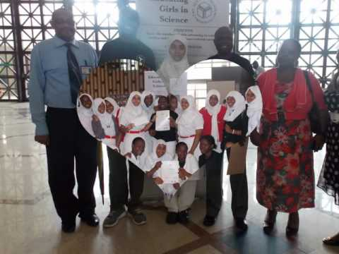 COAST SCHOOLS AT AGHAKAN ACADEMY MOMBASA FINAL PROJECT PRESENTATION EIGIS