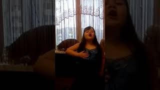 Как спеть красиво и весело.Кошка беспородная