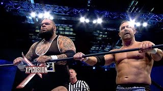 Xplosion Match: Tyrus Vs Mr. Anderson