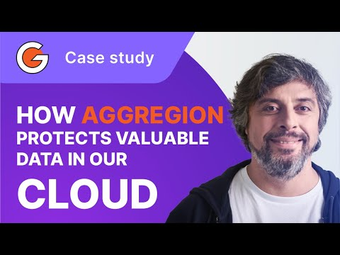 Case study: Aggregion and G-Core Labs