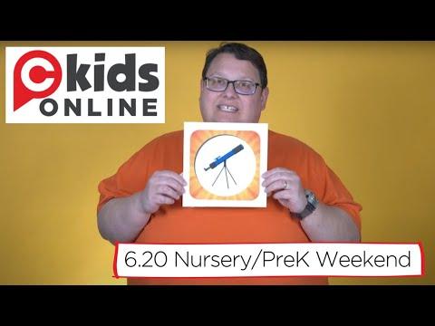 6.20 CP Kids Online - Nursery/PreK Weekend